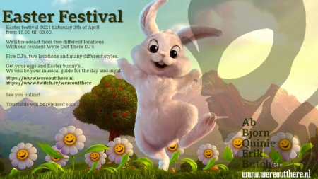 Easter Festival – Happy Bunnies and awesome music